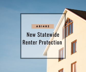 The California Tenant Protection Act
